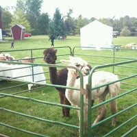 Photo taken at Meridian Township Farmer's Market by C L. on 9/24/2011
