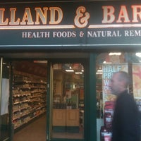 Photo taken at Holland & Barrett by Karen on 12/24/2010