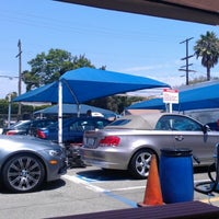 Photo taken at Melrose Strip Auto Detailing by Roy T. on 8/4/2012
