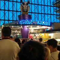 Photo taken at Chef Mickey's by Lamont C. on 9/24/2011
