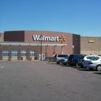 Photo taken at Walmart Supercenter by Ellen S. on 9/10/2011