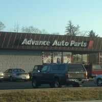 Photo taken at Advance Auto Parts by Brian O. on 2/17/2012