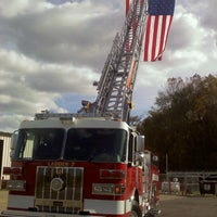 Photo taken at Holmes Fire District 1 Station by Chris M. on 12/17/2011