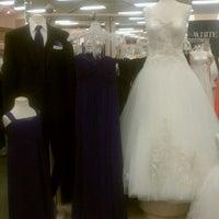 Photo taken at David's Bridal by Mingle Around M. on 12/26/2011