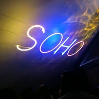 Photo taken at Soho Theatre Bar by Shells on 9/23/2011
