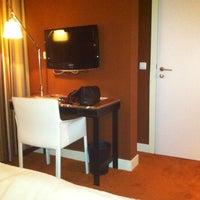 Photo prise au Sandton Hotel Brussels Centre par Henk G. le11/3/2011