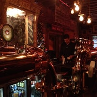 Photo taken at The Porterhouse at Fraunces Tavern by Alexander I. on 4/23/2012