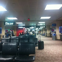 Photo taken at Concourse C by Kayla A. on 3/17/2012