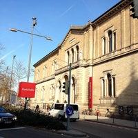 Das Foto wurde bei Staatliche Kunsthalle Karlsruhe von Jürgen W. am 10/28/2011 aufgenommen