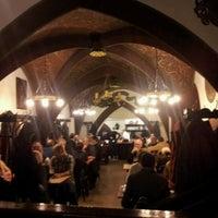 Photo taken at Schlenkerla by adam p. on 12/27/2011