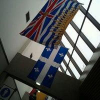 Photo taken at Greyhound Bus Terminal by Lee K. on 11/11/2011