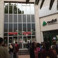 Photo taken at RENFE L'Hospitalet de Llobregat by Juan Carlos on 5/19/2012