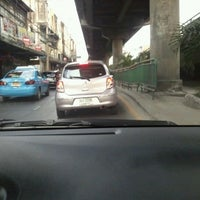 Photo taken at Lam Sali Intersection by Title T. on 12/13/2011
