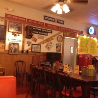 Photo taken at Catfish Parlour by Mary B. on 4/28/2012