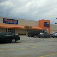 Photo taken at Weekends Only Furniture Outlet by Jonathon E. on 8/28/2011