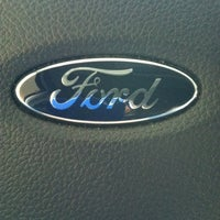 Photo taken at Future Ford Lincoln of Concord by BJ B. on 3/3/2012