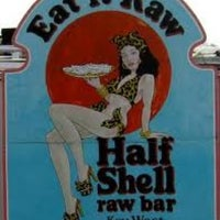 Photo taken at Half Shell Raw Bar by Nanette C. on 6/6/2012