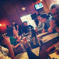 Photo taken at Crooked Pint Ale House by Garrio H. on 6/23/2012