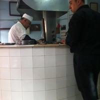 Photo taken at Tacettin Usta by Umut K. on 5/28/2012