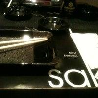 Photo taken at SAKE by Sarah on 5/8/2012