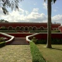 Photo taken at Hacienda Temozon by Diego G. on 12/28/2011