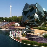 Photo taken at Futuroscope by Jānis R. on 8/24/2012
