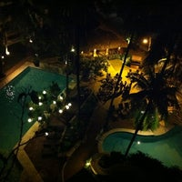 Photo taken at Costabella Tropical Beach Hotel by Hyejin P. on 10/31/2011