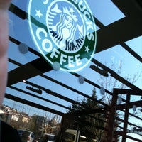 Photo taken at Starbucks by Burcin S. on 3/14/2011