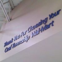 Photo taken at Walmart Supercenter by Joe T. on 9/3/2011
