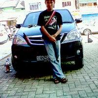 Photo taken at Kantin Tribun Lampung by yusuf r. on 5/11/2011