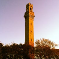 Photo taken at Pilgrim Monument by Taylor on 10/17/2011