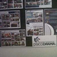 Photo taken at Sociedad Mexicana de Psicodrama by Roberto R. on 12/14/2011