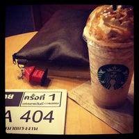 Photo taken at Starbucks by Tanyaluk T. on 11/15/2011