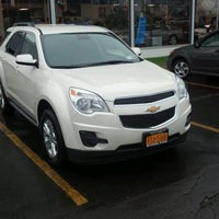 Photo taken at Hoselton Auto Mall by Steve N. on 12/31/2011