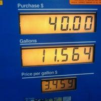 Photo taken at Exxon by Ronald B. on 3/4/2011