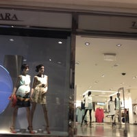 Photo taken at Zara by Jonathan R. on 3/31/2012