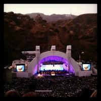 Foto tomada en The Hollywood Bowl  por Marilyn L. el 6/23/2012