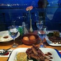 2/25/2012 tarihinde Ayse B.ziyaretçi tarafından Restoran İstanbul Modern'de çekilen fotoğraf