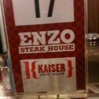 8/15/2012にHeideがEnzo SteakHouseで撮った写真
