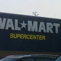Photo taken at Walmart Supercenter by Chuck G. on 9/5/2012