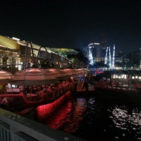Photo taken at Clarke Quay by Noophet H. on 9/5/2012