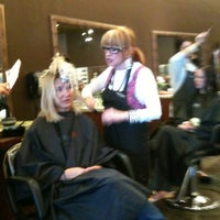 Photo taken at Capelli Salon by Grace U. on 11/17/2011
