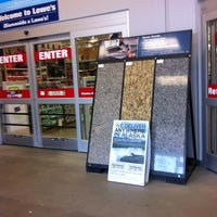 Photo taken at Lowe's Home Improvement by Waldo W. on 8/14/2012