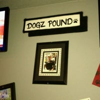 Photo taken at DOGZ Bar and Grill by Robert R. on 9/17/2011