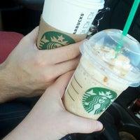 Photo taken at Starbucks by Kayla B. on 10/8/2011