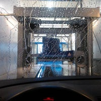 Photo taken at Iclean Carwash Ommen by Paul-Christiaan D. on 12/30/2011