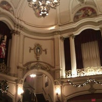 Photo taken at Palace Theatre by Michelle A. on 12/17/2011