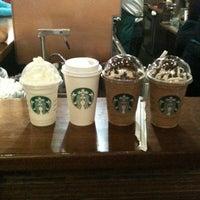 Photo taken at Starbucks by Juan Alonso G. on 3/12/2011