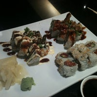 Photo taken at iFish Japanese Grill by Mary on 5/1/2011