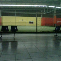 Photo taken at Mayasari Futsal by Rangga S. on 1/1/2012